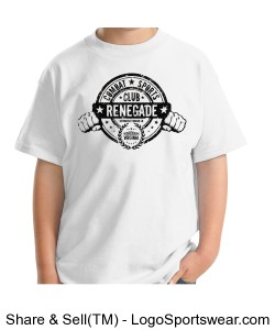 Renegade Youth Muay Thai T-shirt Design Zoom