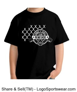 Renegade Youth MMA T-Shirt Design Zoom