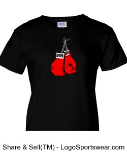 Renegade Ladies Boxing/Muay Thai Shirt Design Zoom