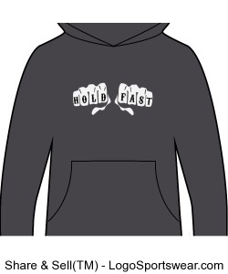 Renegade Hold Fast Hoodie Design Zoom